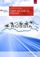 Tight oil: over to Russia? cover