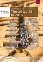 The oil world in 2016 cover