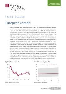 European carbon cover