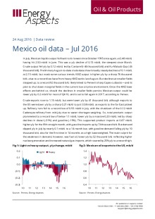 Mexico oil data – Jul 2016 cover