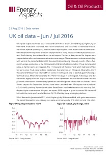 UK oil data – Jun / Jul 2016 cover