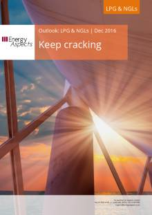 2016-12 LPG and NGLs - Outlook - Keep cracking cover