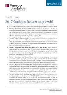 2017 Outlook: Return to growth?