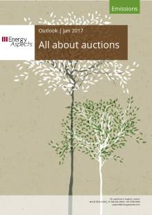 2017-01 Emissions - Outlook - All about auctions cover