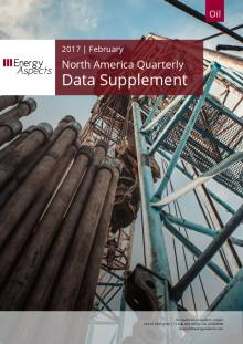 2017-02 Oil - North America Quarterly - Data Supplement cover