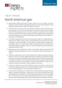 2017-04-05 Natural Gas - North America Panorama - North American gas cover