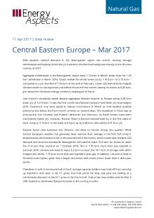 Central Eastern Europe – Mar 2017 cover image