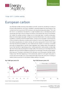 2017-04-10 Emissions - Carbon weekly - European carbon cover