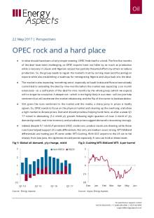 2017-05-22 Oil - Perspectives - OPEC: rock and a hard place cover