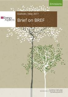 2017-05 Emissions - Outlook - Brief on BREF cover