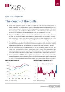 2017-06-05 Oil - Perspectives - The death of the bulls cover