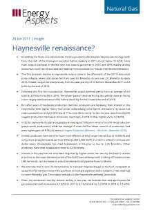 2017-06-28 Natural Gas - North America - Haynesville renaissance? cover