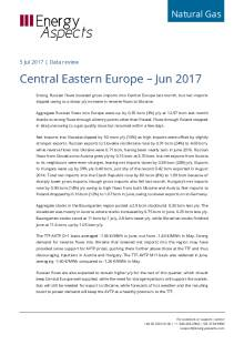 2017-07-05 Natural Gas - Central Eastern Europe – Jun 2017 cover