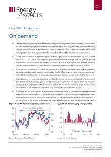 2017-08-07 Oil - Perspectives - On demand cover