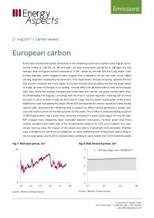 2017-08-21 Emissions - Carbon weekly - European carbon cover