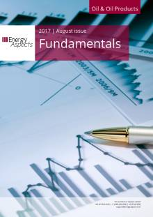 2017-08 Oil - Fundamentals - August 2017 cover
