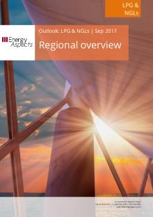 2017-09 LPG and NGLs - Outlook - Regional overview cover