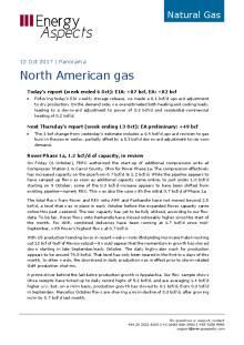 2017-10-12 Natural Gas - North America - North American gas cover