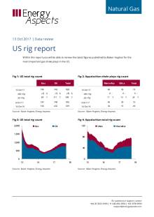 2017-10-13 Natural Gas - North America - US rig report cover