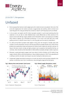 2017-10-23 Oil - Perspectives - Unfazed cover