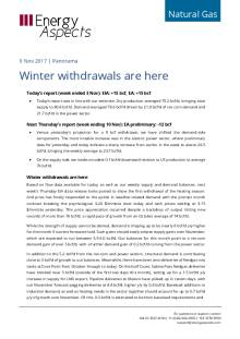 Winter withdrawals are here cover image