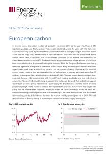 2017-12-18 Emissions - Carbon weekly - European carbon cover