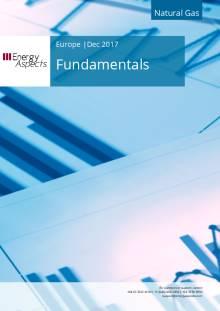 2017-12-12 Natural Gas - Europe - Fundamentals cover