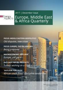 2017-12 Oil - Europe, Middle East and Africa Quarterly cover