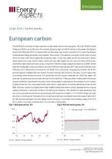 2018-01-29 Emissions - Carbon weekly - European carbon cover