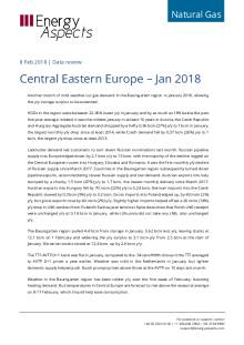 2018-02-08 Natural Gas - Central Eastern Europe – Jan 2018 cover