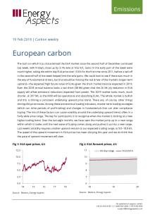 2018-02-19 Emissions - Carbon weekly - European carbon cover