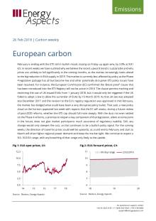 2018-02-26 Emissions - Carbon weekly - European carbon cover