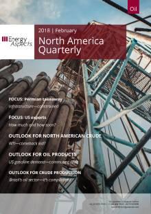 2018-02 Oil - North America Quarterly cover