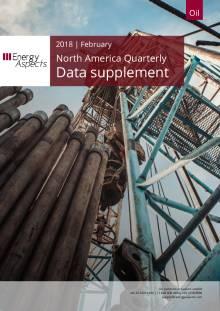 2018-02 Oil - North America Quarterly - Data cover
