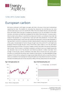 2018-03-12 Emissions - Carbon weekly - European carbon cover