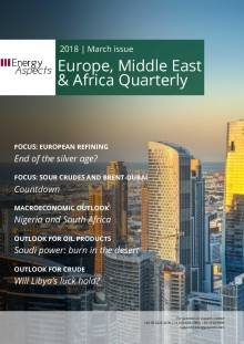 2018-03 Oil - Europe, Middle East and Africa Quarterly cover