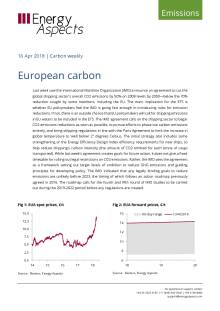 2018-04-16 Emissions - Carbon weekly - European carbon cover
