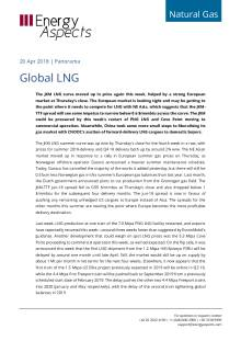 2018-04-20 Natural Gas - Global LNG cover