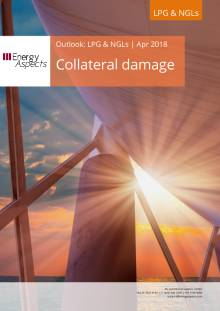 2018-04 LPG and NGLs - Outlook - Collateral damage cover